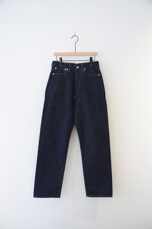 """RESTOCK""【ORDINARY FITS】OF-P033OW NEW FARMERS 5P DENIM one wash"