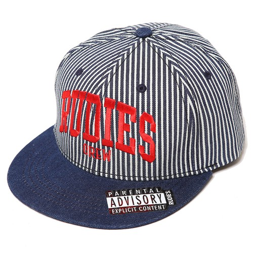 RUDIE'S / ルーディーズ | COLLEGE SNAPBACK CAP -  Hickory