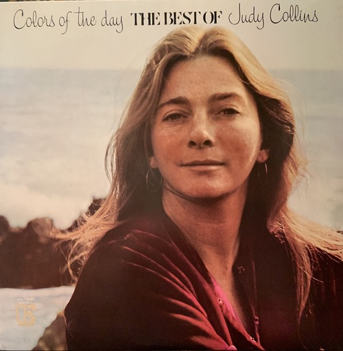 【LP】JUDY COLLINS/Colors Of The Day(The Best Of Judy Collins)
