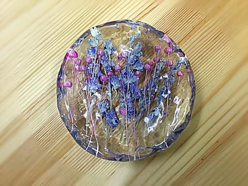 リンフラワー小皿
