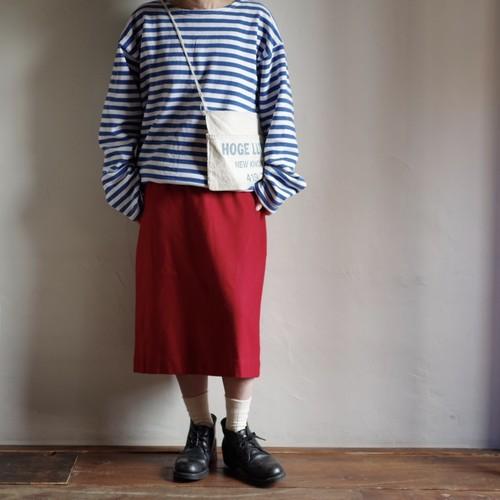 Wool Skirt / ウール タイト スカート