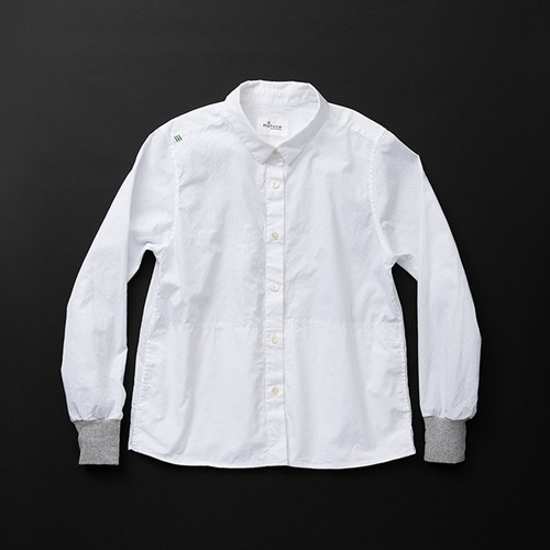 レディス マルチポケット 白×灰