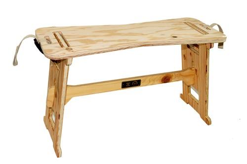CAMPOOPARTS BONE TABLE ボーンサイドテーブル カラーナチュラル「オイル仕上げ」plywood「組立式」