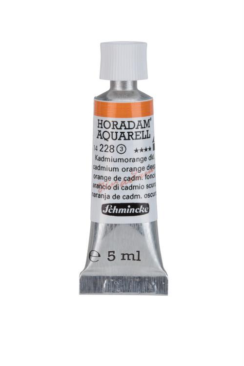 シュミンケ ホラダム カドミウム オレンジ ディープ[ 228 | s3 チューブ 5ml ]