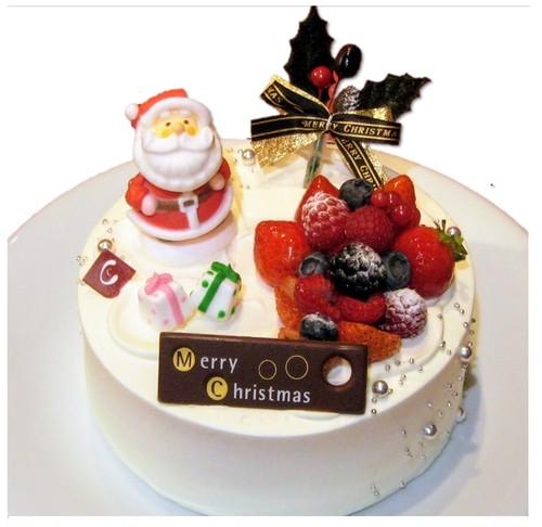 クリスマスショートケーキ(8~10名)