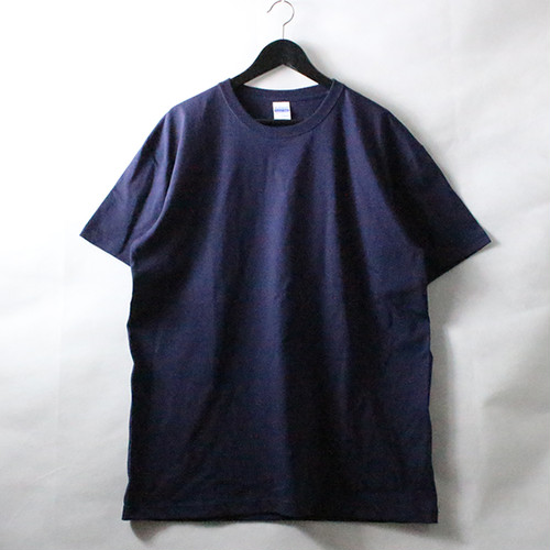 USA Cotton 7.1oz HeavyWeight S/S TEE - Navy -