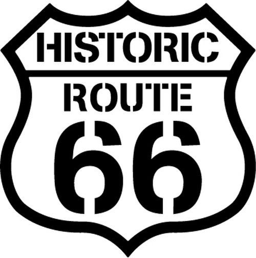 ROUTE66 カッティングシート