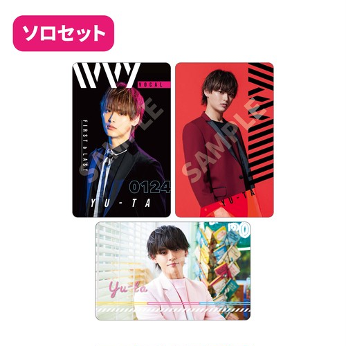IVVY 37card【YU-TA】ソロセット