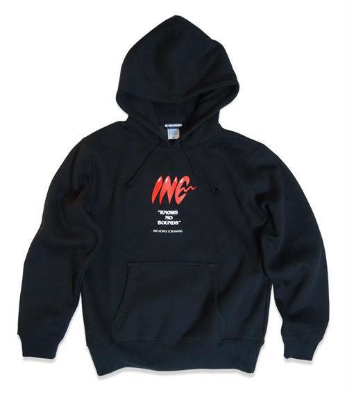 INC LOGO hoodie
