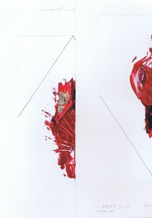 須藤光『心臓#4』