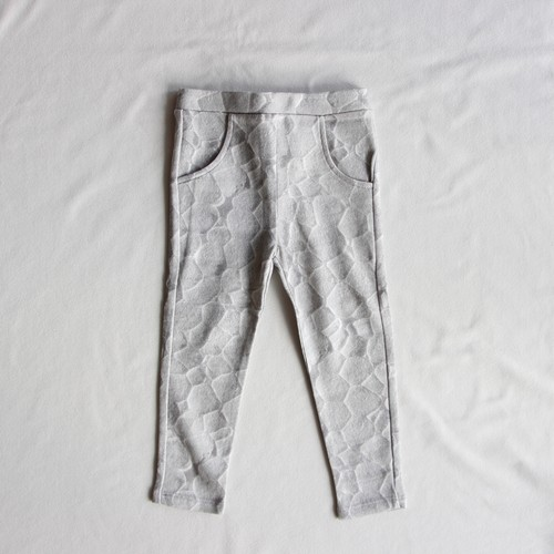 《DIAPERS AND MILK 2016AW》Pant 07 / Polystyrene Texture / 2・4・6Y