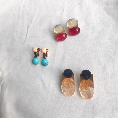 KYOKO TSUDA bijou earring