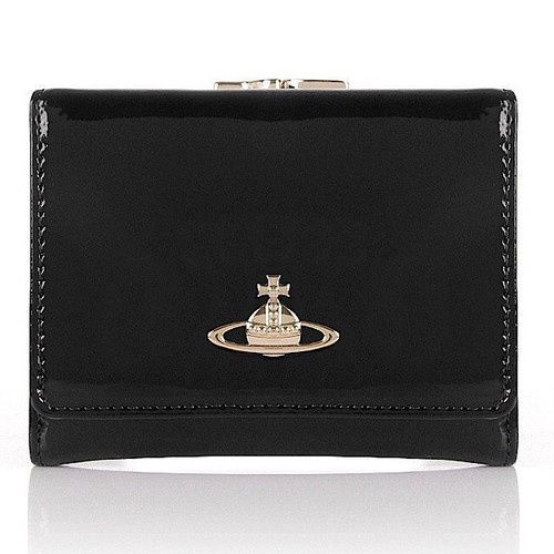 Vivienne Westwood Margate Wallet With Coin Pocket