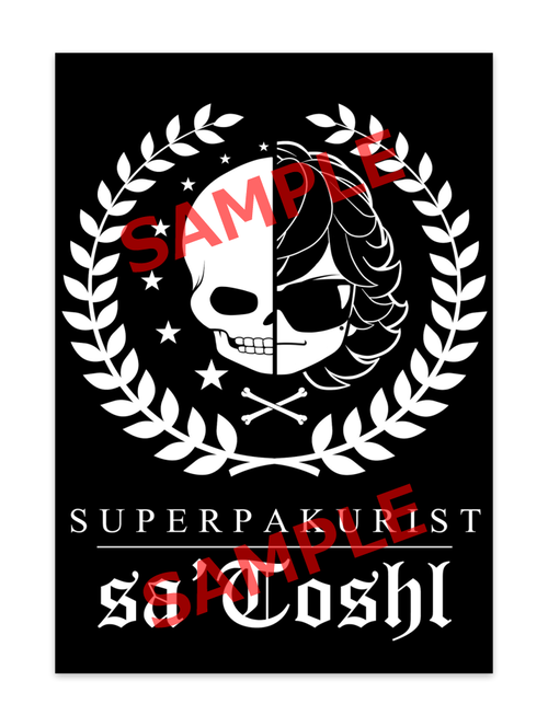 sa'Toshl オリジナルポストカード 全4枚セット