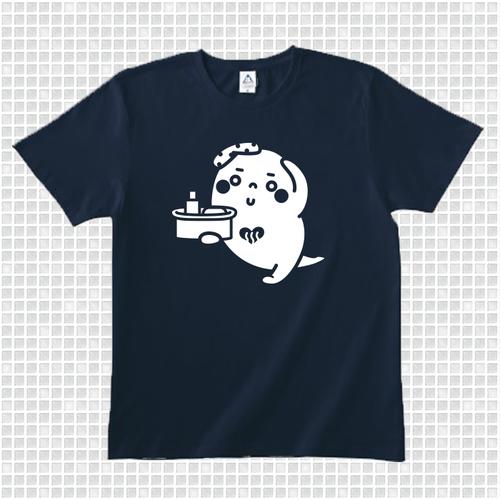 ゆっポくんTシャツ2018  ネイビー