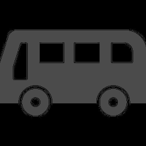 往復バスチケット(博多⇔亀浦港)