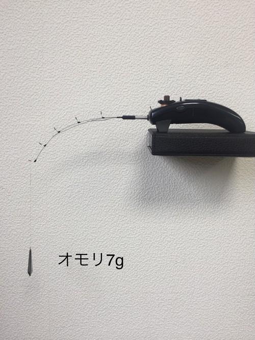 ステンレス穂先 M(上向きガイド仕様)