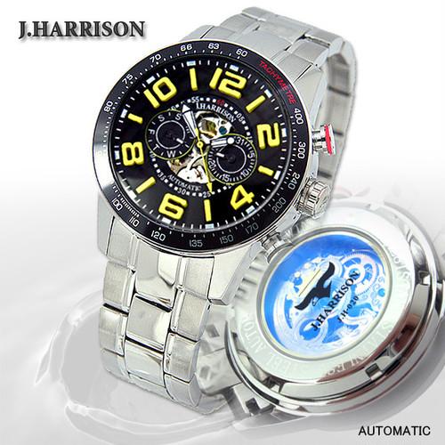 【J.HARRISON】JH-020BY 腕時計  自動巻