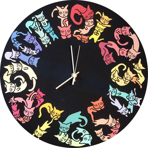 THE TIME / ARABIAN CATS