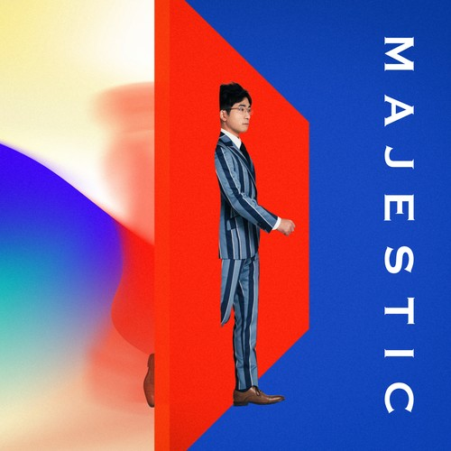 DOTAMA『MAJESTIC』(CD)