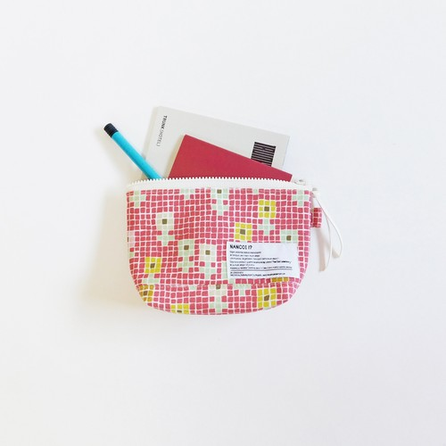 Tile Pouch (Red)