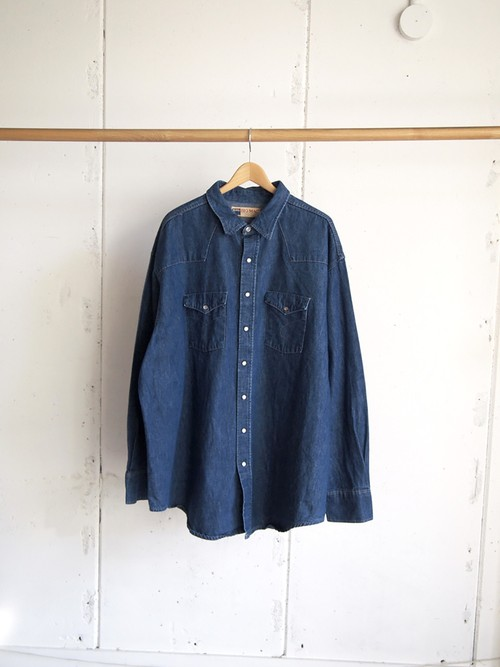 USED / BIGMAC, Western shirts