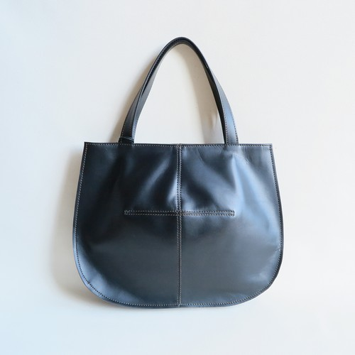 Balloon tote bag BLACK