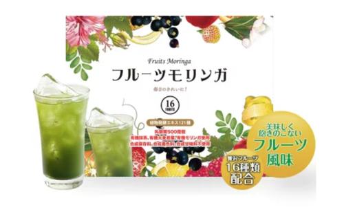 【定期便】フルーツモリンガ(乳酸菌500億個)