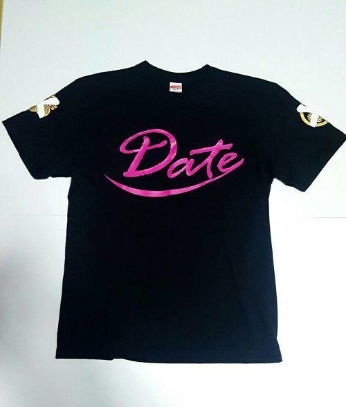 伊達政宗 「野望」 Tシャツ