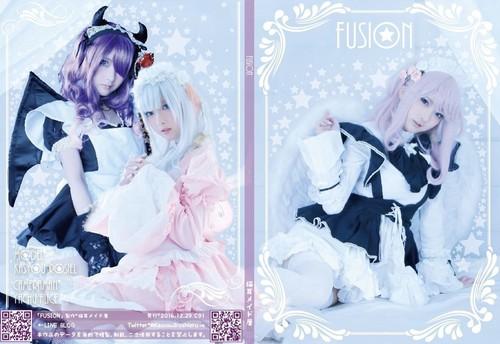 【C91】FUSION【2016 冬】