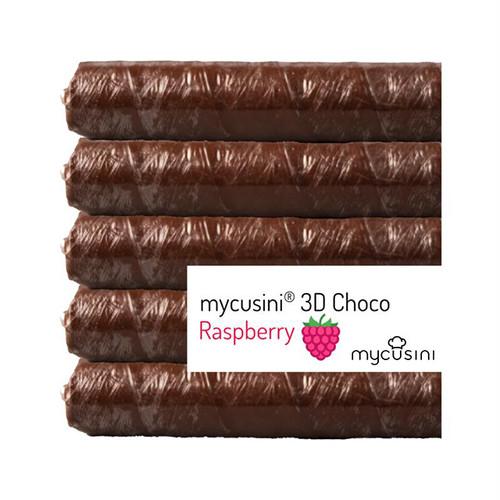 mycusini® 3Dチョコ ラズベリー 5本入
