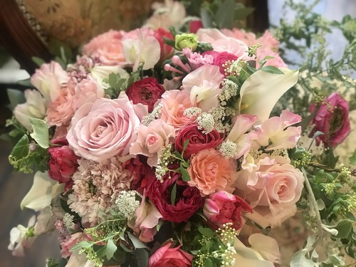 2020 Mother's day≪お任せbouquet≫