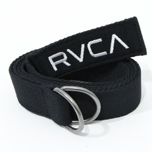 【RVCA】RVCA WEB BELT (BLACK)