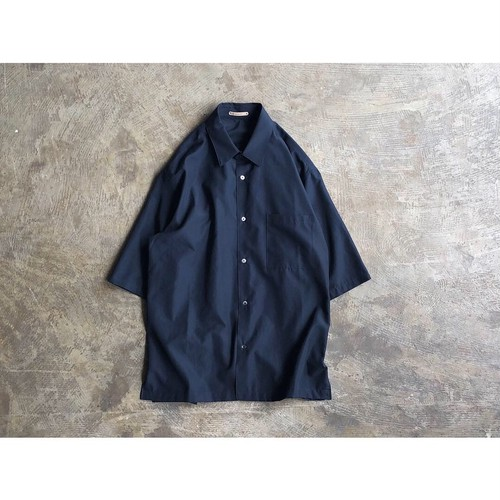LAMOND(ラモンド) Relax Fit Wide S/S Shirts