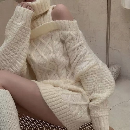 over knit tops