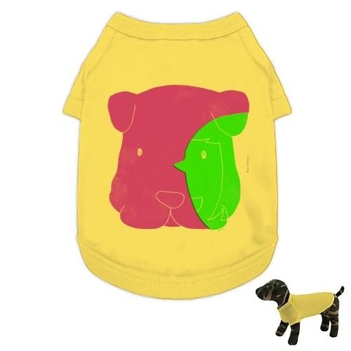 犬TシャツE*飼い主さんとおそろい*