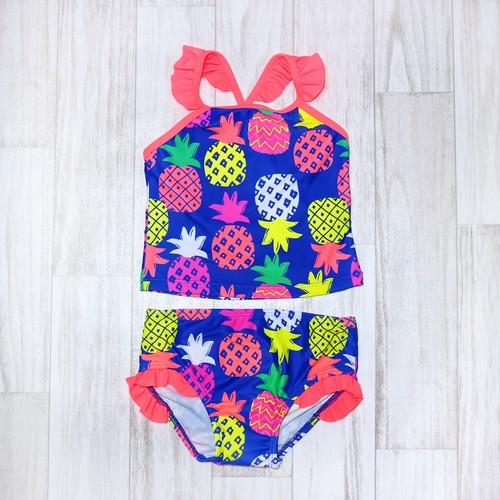 [Kids] Pineapple Swim Wear (パイナップル柄水着)