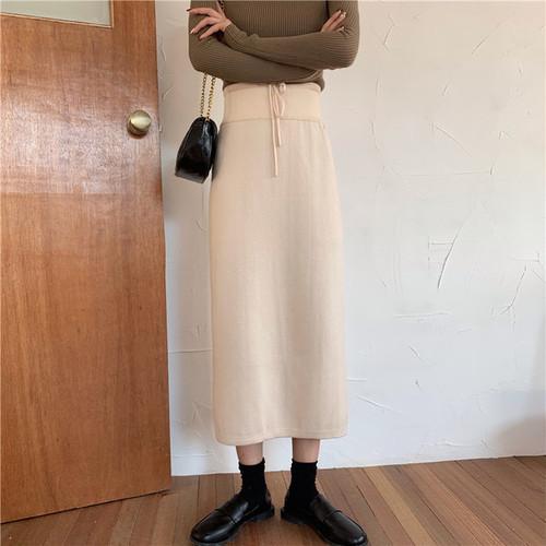 ハイウエストタイトスカート U4365