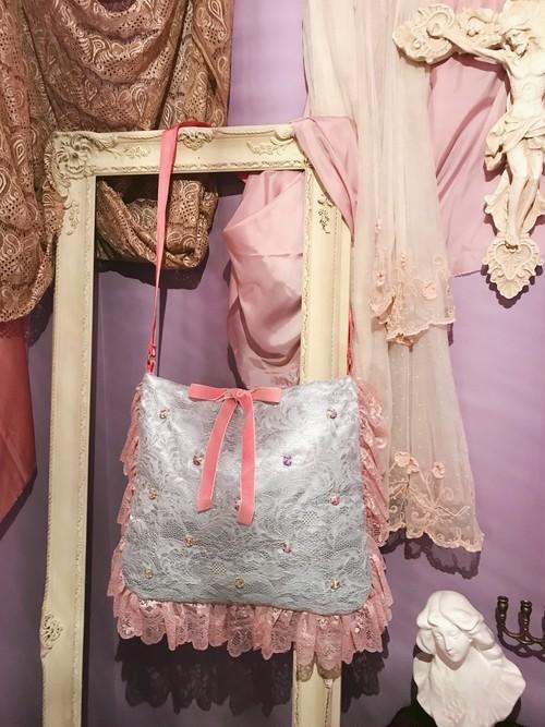 """""""bijou"""" flill shoulder bag"""