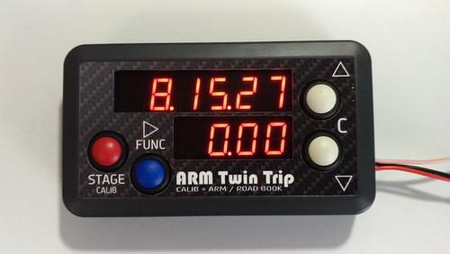 ARM Twin Trip SS2018(車速信号Ver)