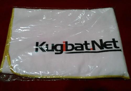 Kugibat.Net マイクロファイバータオル