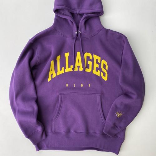 All ages hoodie PURPLE