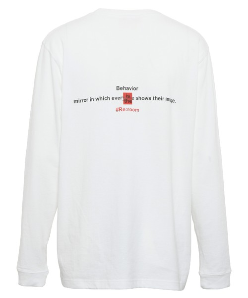 IS THE ICON LONG SLEEVE[REC415]