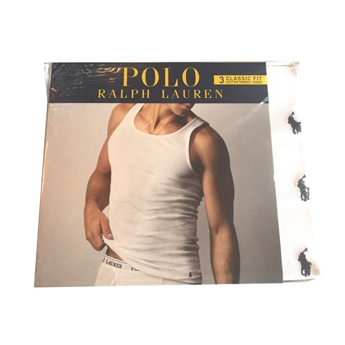 POLO by Ralph Lauren 3P TANK
