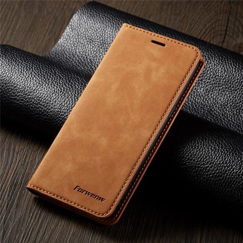 iPhone7/8 手帳型 高級PUレザースマホケース カードホルダーブック