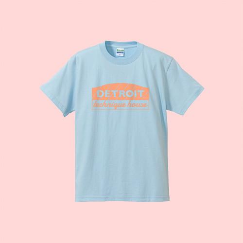 【dead stock】デトロイト・テクニック・Tシャツ