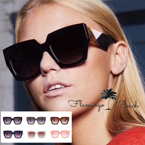 【FlamingoBeach】mulch sunglasses