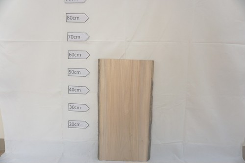 ニレ 巾310×長580×厚30