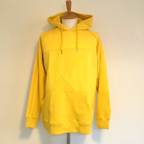 ☆/LINE Pullover Parka Yellow