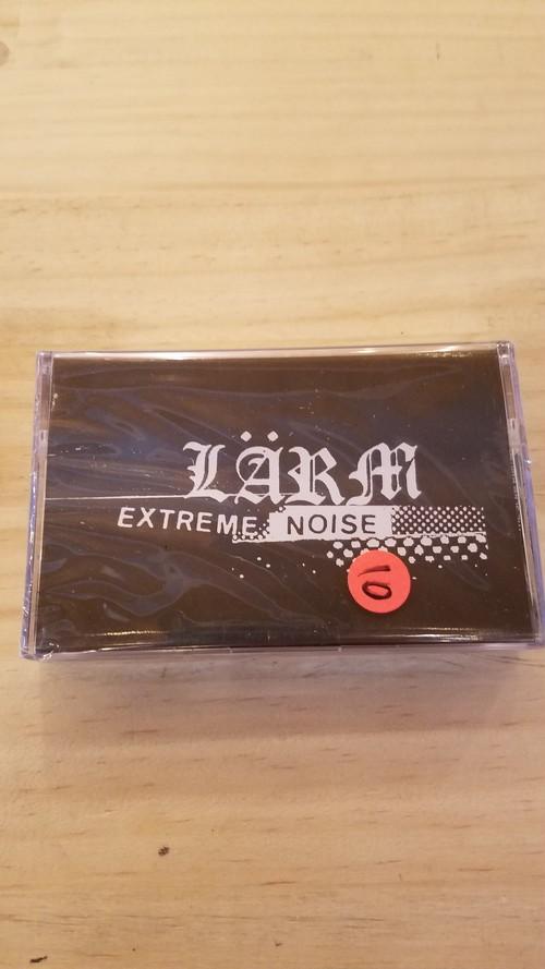 Larm  / extreme noise